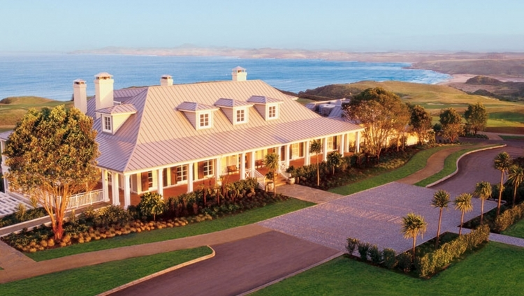 The Lodge at Kauri Cliffs, Matauri Bay