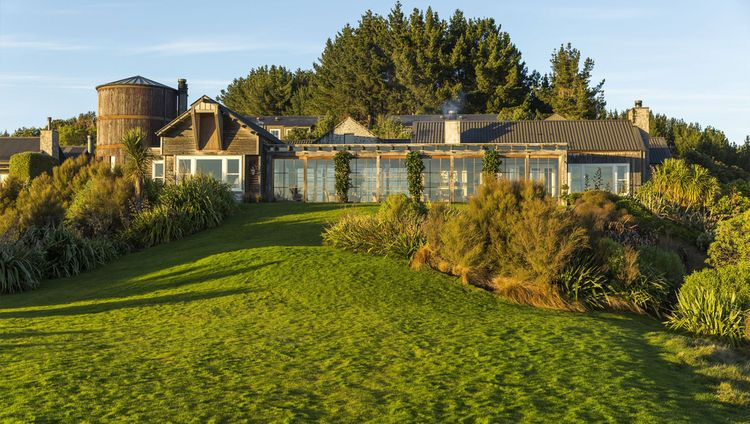 The Farm at Cape Kidnappers, Hawkes Bay